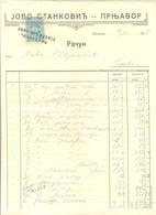 PRNJAVOR  JOVO STANKOVIC  BOSNIA AND  HERZEGOVINA  YEAR 1925 - Other