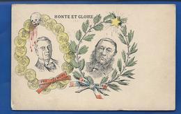 Honte Et Gloire   Pro Mony-Pro Patria - War 1914-18