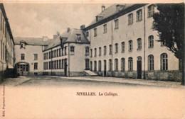 Belgique - Nivelles - Le Collège - Nijvel