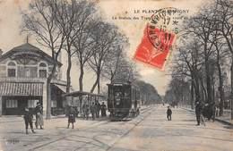 LE PLANT-CHAMPIGNY (94) - La Station De Tramway Et La Route De Joinville - Éditions ELD En 1911 - France
