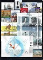ARGENTINA 2007 Years Sets 24 Issues ( 42 St.+ 4 M/s) - Años Completos