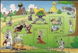 2015 Allem. Fed. Deutschland Mi. Bl 80 **MNH   Asterix. - Blocks & Sheetlets