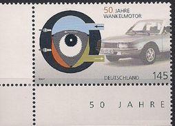 2007 Deutschland Mi. 2582 **MNH  EUL - Nuevos