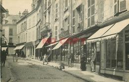 SL 41 BLOIS. Nombreux Commerçants Rue Du Commerce - Blois