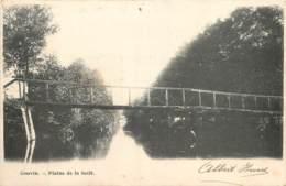 Belgique - Couvin - Plaine De La Forêt - Un Petit Trou D' épingle - Couvin