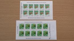 Finnland Folienblätter 1129 Und 1477  Postfrisch - Blocs-feuillets