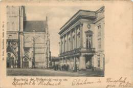 Belgique - Souvenir De Tirlemont - Hôtel De Ville - Nels Série 37 N° 5 - Tienen