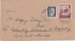 ALLEMAGNE 1944 LETTRE DE GEEORGENSWALDE - Storia Postale