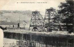 France - 12 - Decazeville - Puits De Bourran - Decazeville