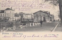 BRUXELLES / BRUSSEL /  PORTE DE NINOVE  1904 - Squares