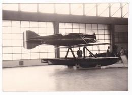 AEREO - IDROVOLANTE  - SEAPLANE -  NON IDENTIFICATO - FOTO ORIGINALE 1964 - Aviazione