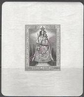 Première Guerre Mondiale, 1946 Religion Christianisme Madonna Rebirth Luxembourg Block - Luxembourg
