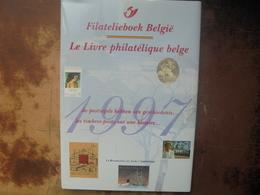 BELGIQUE NEUVE 1997 (1ere Edition)-LE LIVRE DE L'ANNEE AVEC TIMBRES  (600 Grammes) - Collections