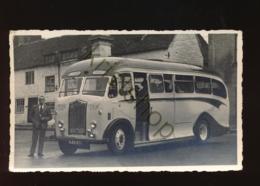 Old English Bus - W.Jjerkins (13*8 Cm) [BB0-0.518 - Royaume-Uni