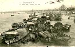 BORDEAUX   = Le Pont Du Chemin De Fer  1384 - Bordeaux