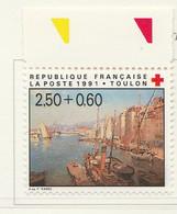 PIA - FRA - 1991 : A Profitto Della Croce Rossa  - (Yv  2733) - Primo Soccorso