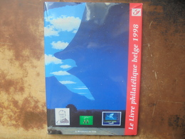 BELGIQUE NEUVE 1998-LE LIVRE DE L'ANNEE AVEC TIMBRES  (600 Grammes) - Collections
