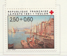 PIA - FRA - 1991 : A Profitto Della Croce Rossa  - (Yv  2733a) - Primo Soccorso
