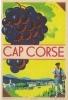 Etiquette Ancienne : Cap Corse - Rouges