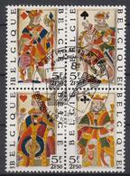 BELGIË - OBP - 1973 - Nr 1695/98 - Gest/Obl/Us - Belgique