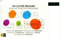Manoir De Kernault (Finistère - France) - - Toegangskaarten