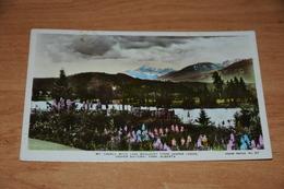 3058-           CANADA, ALBERTA, JASPER NATIONAL PARK - 1935 - Jasper