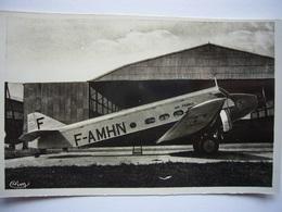 Avion / Airplane / AIR FRANCE / Wibault - 1919-1938: Entre Guerras