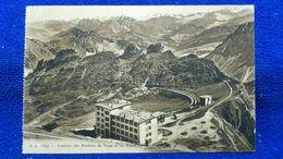 Sommet Des Rochers De Naye Et Les Alpes Switzerland - BE Berne