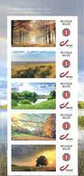 """Belg. 2020 - Mystamp """"Escapade En Belgique"""""""" ** - Personalisierte Briefmarken"""