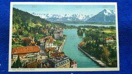 Thun Und Die Alpen Switzerland - BE Berne