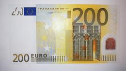 EURO-FINLAND 200 EURO (L) D001 Sign DUISENBERG UNC - EURO