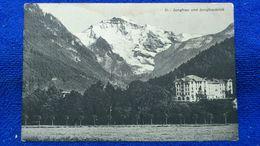 Jungfrau Und Jungfraublick Switzerland - BE Berne