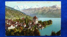 Oberhofen Mit Eiger Switzerland - BE Berne