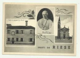 SALUTI DA RIESE  - NV FG - Treviso