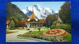 Interlaken Kursaal Mit Jungfrau Switzerland - BE Berne