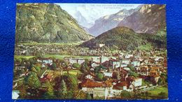 The Village Of Interlachen Switzerland - BE Berne