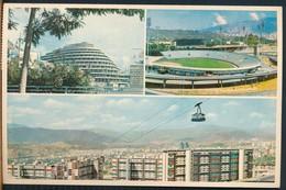 °°° 19213 - VENEZUELA - CARACAS - ESTADIO DE BASEBALL - 1968 With Stamps °°° - Venezuela