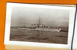 CIRCA 1930 SUPERBE PHOTO ORIGINALE CARTE DE VOEUX SIGNEE B.E.E VOIR SCANS+ HISTORIQUE - Bateaux