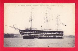 Bateaux-228P242  BORDA, Vaisseau école Des Officiers De Marine, Cpa - Warships