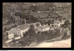 88 - LA BRESSE - USINES DU BAS DE LA BRESSE - Autres Communes