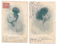 LES DERNIERS AZTEQUES - La Femme Bartola - L'Homme Maximo - - América