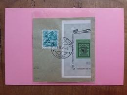 SVIZZERA - N. 386A Timbrato Proveniente Da BF 10 + Spese Postali - Switzerland