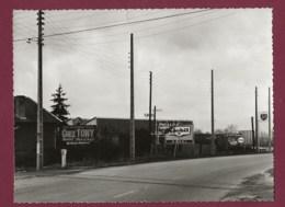 160320 - PHOTO TRANSPORT GARAGE SAVIEM ESSO BP MOBIL PATALO - Toulouse ? - Coches
