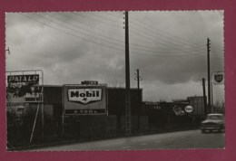 160320 - PHOTO TRANSPORT GARAGE SAVIEM ESSO BP MOBIL PATALO - Toulouse ? Bis - Coches