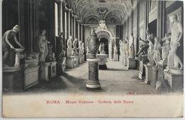 V 72516 - Roma - Museo Vaticano - Galleria Delle Statue - Musei
