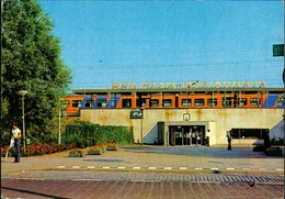 Den Haag Den Haag Station Mariahoeve/Bahnhof, Bahnhofsgebäude 1981 - Non Classés