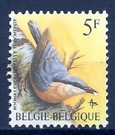 BELGIE * Buzin * Nr 2294   P6a * Postfris Xx * WIT  PAPIER - WITTE GOM - 1985-.. Oiseaux (Buzin)