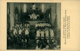Katanga Nord Kindu La Sainte Messe Pères Du St Esprit Et Soeurs De La Croix Ed à Gentinnes Brabant - Missions