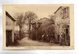 32 - LIGARDES ( Gers ) - Quartier De La Basse Ville. Carte Animée - France