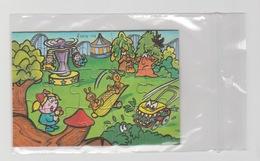 FERRERO Kinder Puzzle K00-N 114 2000 - Puzzles